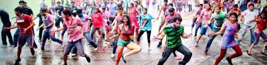 Holi Flash Mob (23)